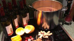 Notre vin chaud maison